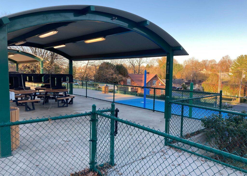 Bourne Park Shelter Scaled