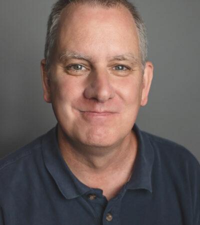 John Rogers headshot