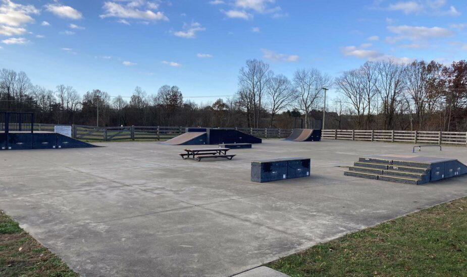 Skate Park Scaled