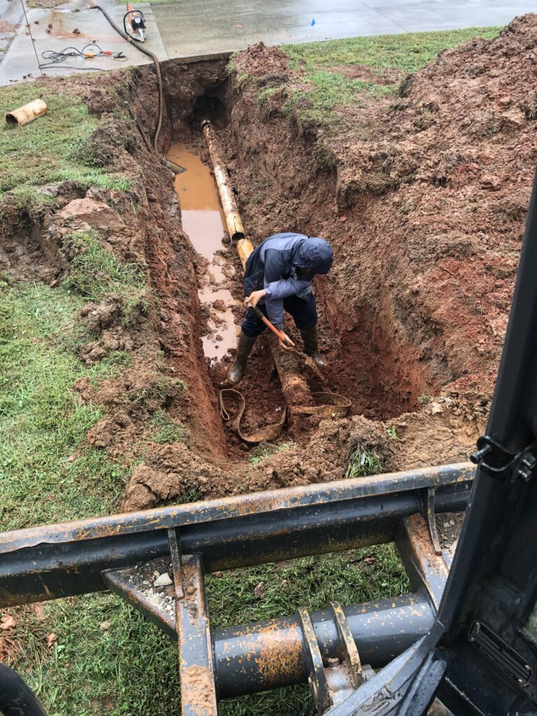Water leak IMG 0237