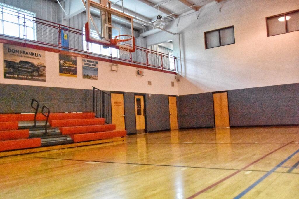RH bball court