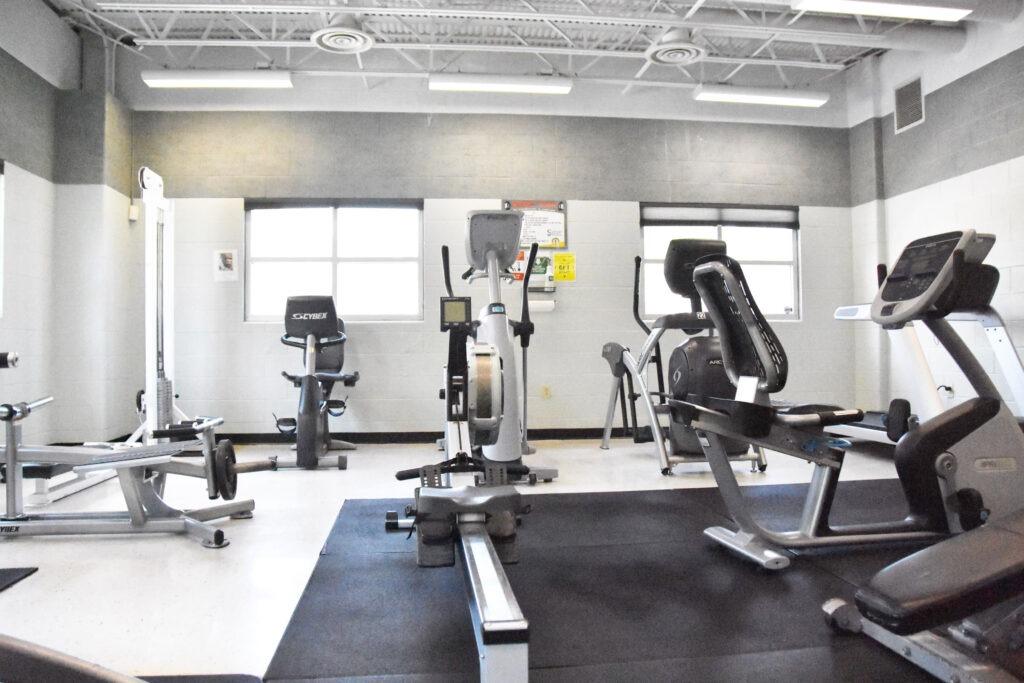 RH workout room
